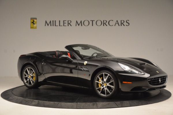Used 2013 Ferrari California for sale Sold at Rolls-Royce Motor Cars Greenwich in Greenwich CT 06830 10