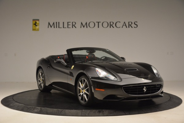 Used 2013 Ferrari California for sale Sold at Rolls-Royce Motor Cars Greenwich in Greenwich CT 06830 11
