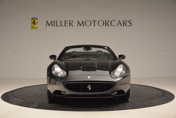 Used 2013 Ferrari California for sale Sold at Rolls-Royce Motor Cars Greenwich in Greenwich CT 06830 12