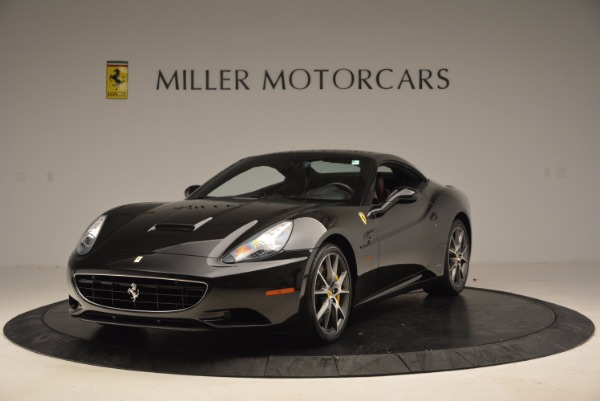 Used 2013 Ferrari California for sale Sold at Rolls-Royce Motor Cars Greenwich in Greenwich CT 06830 13