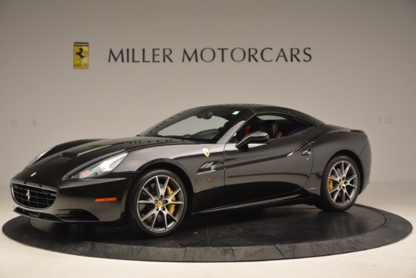 Used 2013 Ferrari California for sale Sold at Rolls-Royce Motor Cars Greenwich in Greenwich CT 06830 14