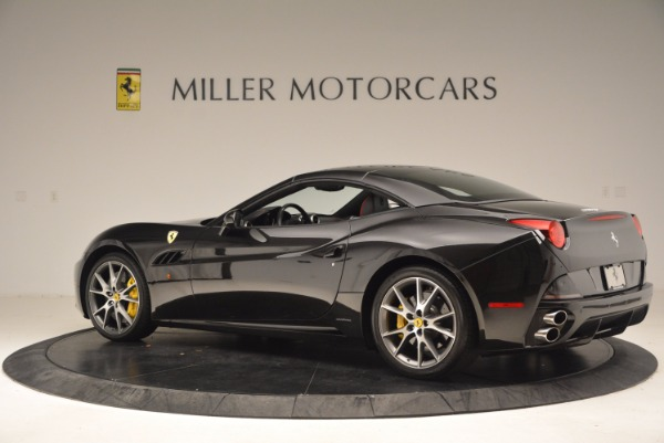 Used 2013 Ferrari California for sale Sold at Rolls-Royce Motor Cars Greenwich in Greenwich CT 06830 16