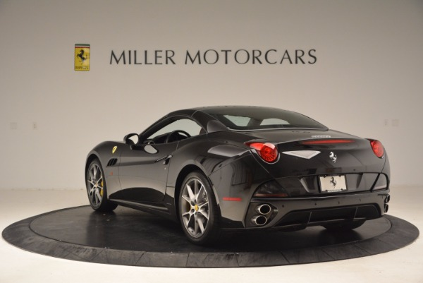 Used 2013 Ferrari California for sale Sold at Rolls-Royce Motor Cars Greenwich in Greenwich CT 06830 17