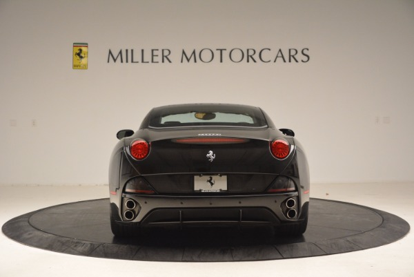 Used 2013 Ferrari California for sale Sold at Rolls-Royce Motor Cars Greenwich in Greenwich CT 06830 18