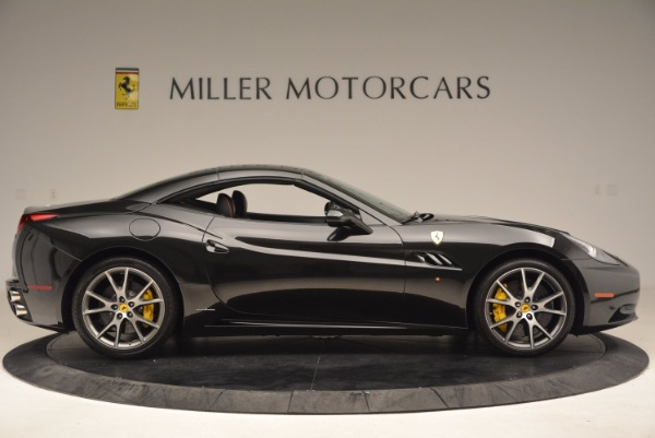 Used 2013 Ferrari California for sale Sold at Rolls-Royce Motor Cars Greenwich in Greenwich CT 06830 21