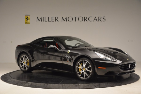 Used 2013 Ferrari California for sale Sold at Rolls-Royce Motor Cars Greenwich in Greenwich CT 06830 22