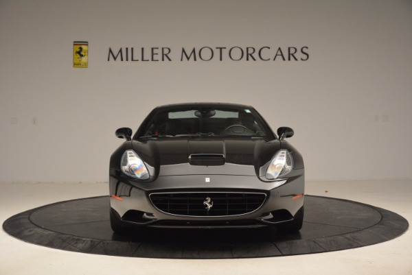 Used 2013 Ferrari California for sale Sold at Rolls-Royce Motor Cars Greenwich in Greenwich CT 06830 24