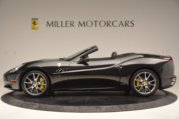 Used 2013 Ferrari California for sale Sold at Rolls-Royce Motor Cars Greenwich in Greenwich CT 06830 3