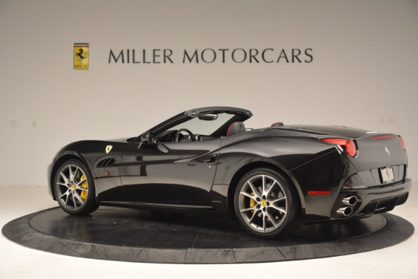 Used 2013 Ferrari California for sale Sold at Rolls-Royce Motor Cars Greenwich in Greenwich CT 06830 4