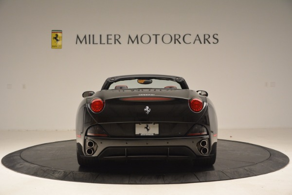 Used 2013 Ferrari California for sale Sold at Rolls-Royce Motor Cars Greenwich in Greenwich CT 06830 6