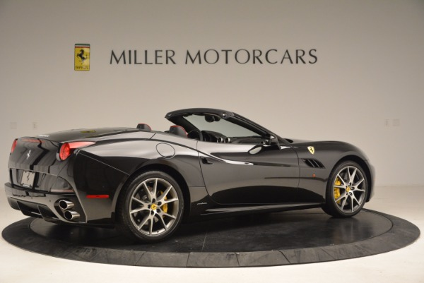 Used 2013 Ferrari California for sale Sold at Rolls-Royce Motor Cars Greenwich in Greenwich CT 06830 8