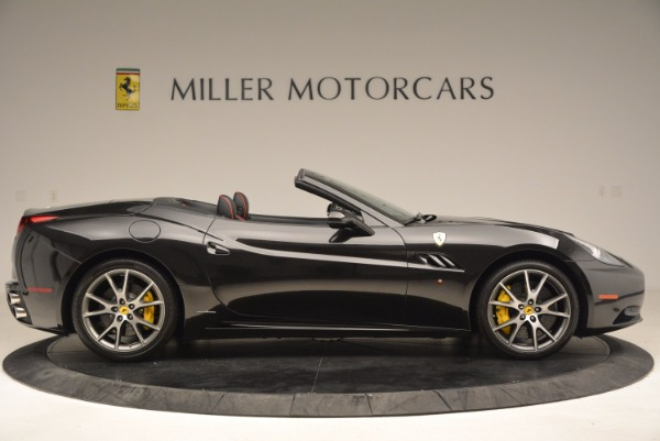 Used 2013 Ferrari California for sale Sold at Rolls-Royce Motor Cars Greenwich in Greenwich CT 06830 9