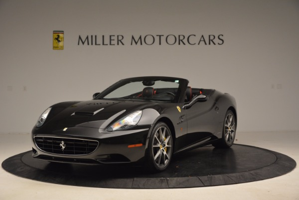 Used 2013 Ferrari California for sale Sold at Rolls-Royce Motor Cars Greenwich in Greenwich CT 06830 1