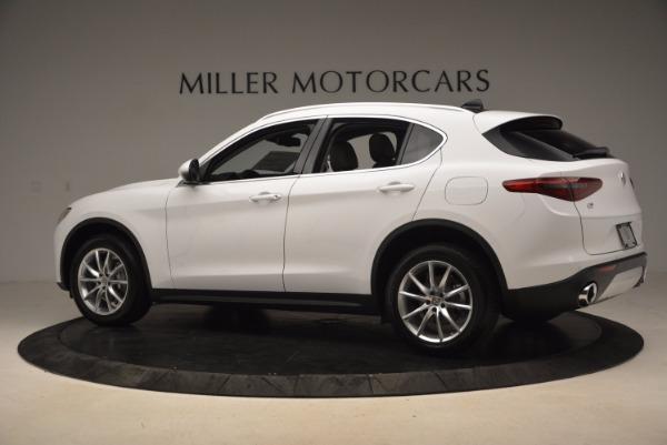 New 2018 Alfa Romeo Stelvio Ti Q4 for sale Sold at Rolls-Royce Motor Cars Greenwich in Greenwich CT 06830 4
