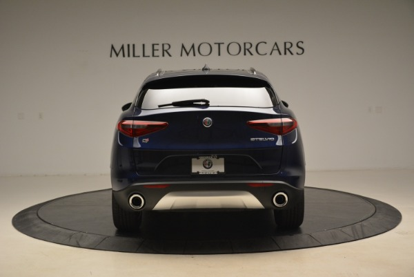 New 2018 Alfa Romeo Stelvio Sport Q4 for sale Sold at Rolls-Royce Motor Cars Greenwich in Greenwich CT 06830 2