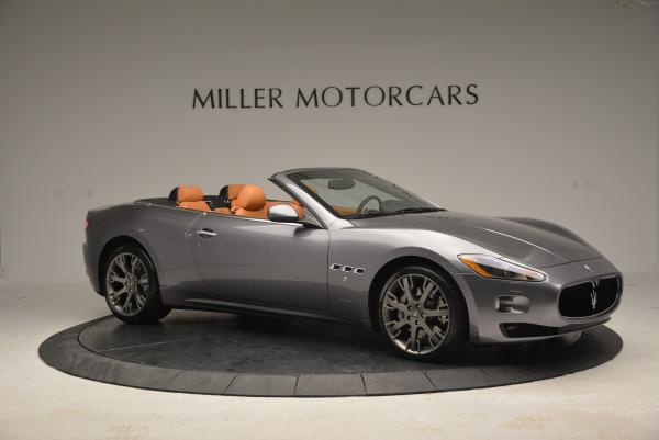 Used 2012 Maserati GranTurismo for sale Sold at Rolls-Royce Motor Cars Greenwich in Greenwich CT 06830 10