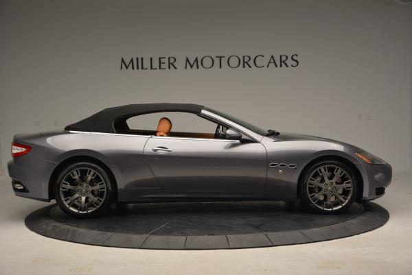Used 2012 Maserati GranTurismo for sale Sold at Rolls-Royce Motor Cars Greenwich in Greenwich CT 06830 16