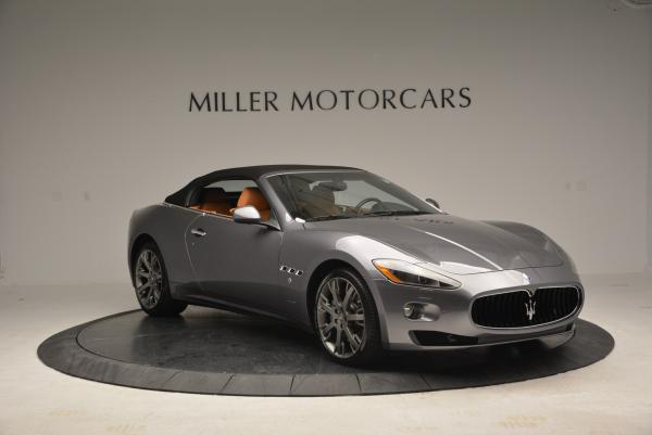 Used 2012 Maserati GranTurismo for sale Sold at Rolls-Royce Motor Cars Greenwich in Greenwich CT 06830 18