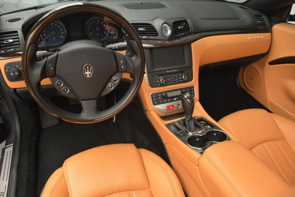 Used 2012 Maserati GranTurismo for sale Sold at Rolls-Royce Motor Cars Greenwich in Greenwich CT 06830 20