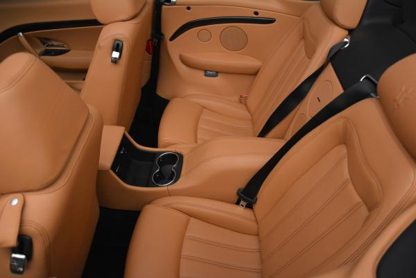 Used 2012 Maserati GranTurismo for sale Sold at Rolls-Royce Motor Cars Greenwich in Greenwich CT 06830 23