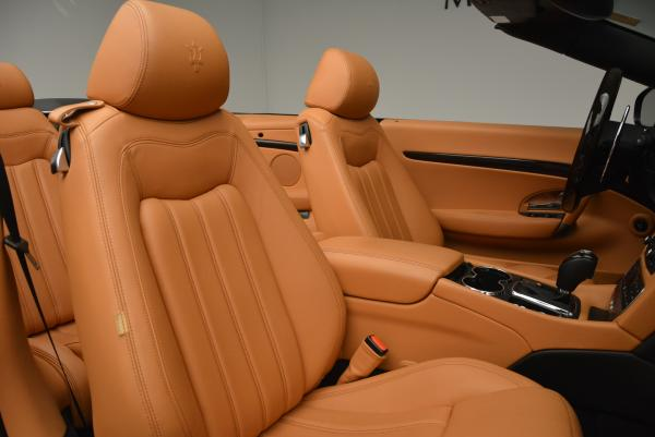 Used 2012 Maserati GranTurismo for sale Sold at Rolls-Royce Motor Cars Greenwich in Greenwich CT 06830 27