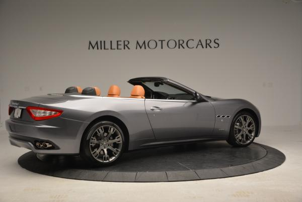 Used 2012 Maserati GranTurismo for sale Sold at Rolls-Royce Motor Cars Greenwich in Greenwich CT 06830 8