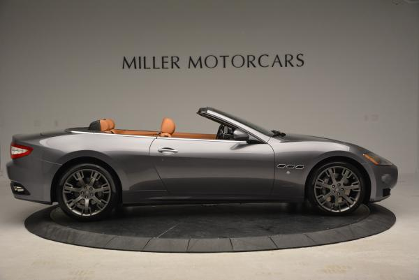 Used 2012 Maserati GranTurismo for sale Sold at Rolls-Royce Motor Cars Greenwich in Greenwich CT 06830 9