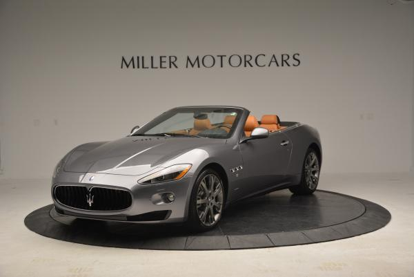 Used 2012 Maserati GranTurismo for sale Sold at Rolls-Royce Motor Cars Greenwich in Greenwich CT 06830 1