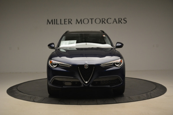 New 2018 Alfa Romeo Stelvio Sport Q4 for sale Sold at Rolls-Royce Motor Cars Greenwich in Greenwich CT 06830 12