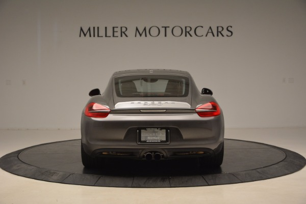 Used 2014 Porsche Cayman S S for sale Sold at Rolls-Royce Motor Cars Greenwich in Greenwich CT 06830 6