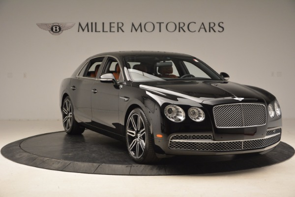 New 2017 Bentley Flying Spur W12 for sale Sold at Rolls-Royce Motor Cars Greenwich in Greenwich CT 06830 11