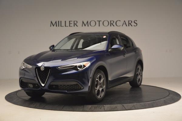 New 2018 Alfa Romeo Stelvio Sport Q4 for sale Sold at Rolls-Royce Motor Cars Greenwich in Greenwich CT 06830 1