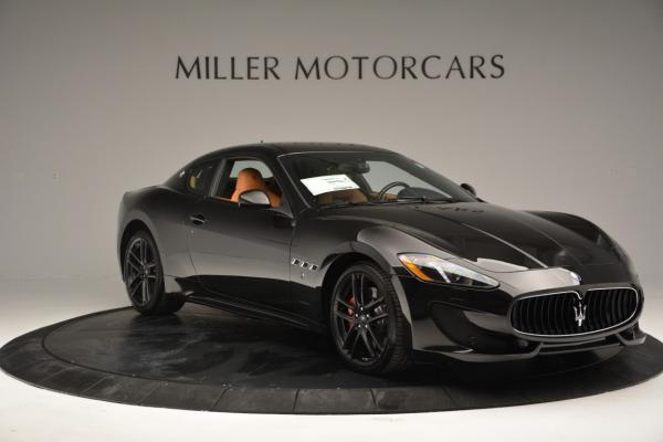 New 2016 Maserati GranTurismo Sport for sale Sold at Rolls-Royce Motor Cars Greenwich in Greenwich CT 06830 11