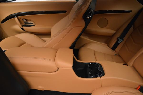 New 2016 Maserati GranTurismo Sport for sale Sold at Rolls-Royce Motor Cars Greenwich in Greenwich CT 06830 18