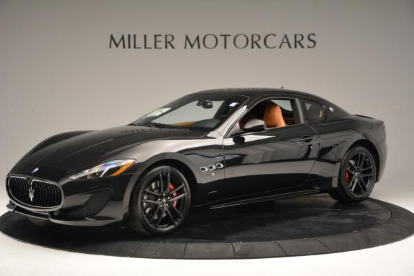 New 2016 Maserati GranTurismo Sport for sale Sold at Rolls-Royce Motor Cars Greenwich in Greenwich CT 06830 2
