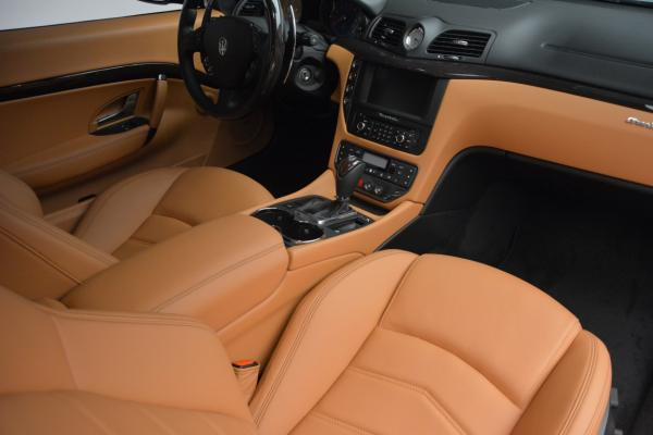New 2016 Maserati GranTurismo Sport for sale Sold at Rolls-Royce Motor Cars Greenwich in Greenwich CT 06830 21
