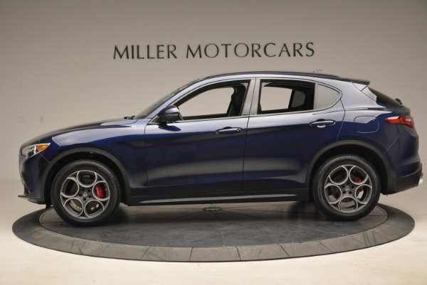 New 2018 Alfa Romeo Stelvio Sport Q4 for sale Sold at Rolls-Royce Motor Cars Greenwich in Greenwich CT 06830 3