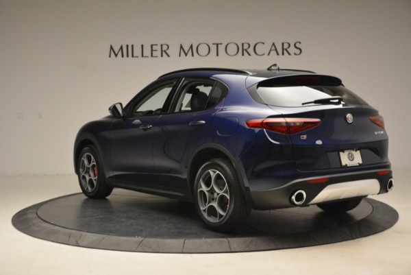 New 2018 Alfa Romeo Stelvio Sport Q4 for sale Sold at Rolls-Royce Motor Cars Greenwich in Greenwich CT 06830 5