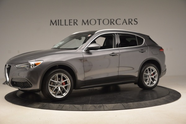 New 2018 Alfa Romeo Stelvio Q4 for sale Sold at Rolls-Royce Motor Cars Greenwich in Greenwich CT 06830 2