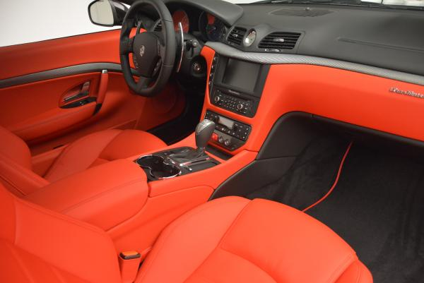 New 2016 Maserati GranTurismo Sport for sale Sold at Rolls-Royce Motor Cars Greenwich in Greenwich CT 06830 16