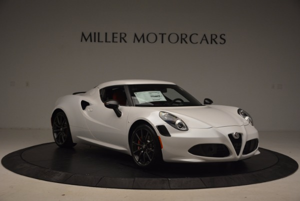 New 2018 Alfa Romeo 4C Coupe for sale Sold at Rolls-Royce Motor Cars Greenwich in Greenwich CT 06830 11