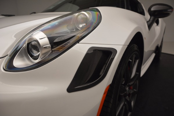 New 2018 Alfa Romeo 4C Coupe for sale Sold at Rolls-Royce Motor Cars Greenwich in Greenwich CT 06830 25