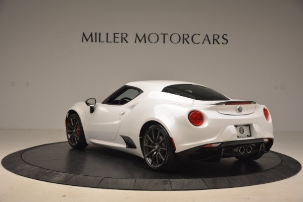 New 2018 Alfa Romeo 4C Coupe for sale Sold at Rolls-Royce Motor Cars Greenwich in Greenwich CT 06830 5