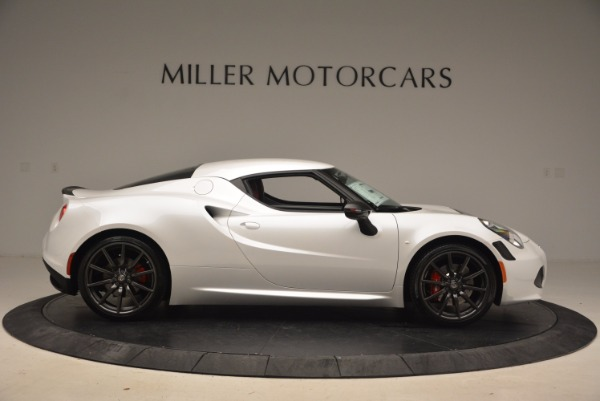 New 2018 Alfa Romeo 4C Coupe for sale Sold at Rolls-Royce Motor Cars Greenwich in Greenwich CT 06830 9