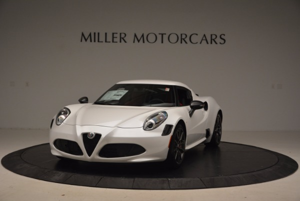 New 2018 Alfa Romeo 4C Coupe for sale Sold at Rolls-Royce Motor Cars Greenwich in Greenwich CT 06830 1