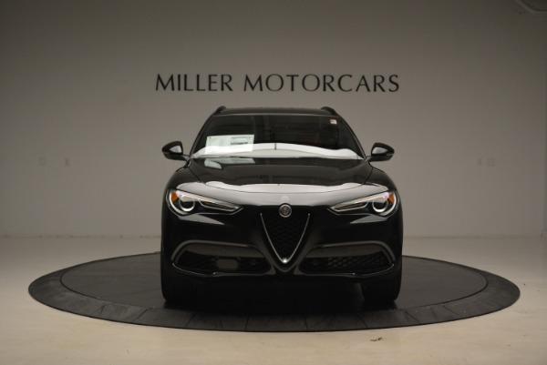 New 2018 Alfa Romeo Stelvio Sport Q4 for sale Sold at Rolls-Royce Motor Cars Greenwich in Greenwich CT 06830 12