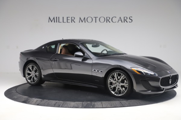 Used 2016 Maserati GranTurismo Sport for sale $64,900 at Rolls-Royce Motor Cars Greenwich in Greenwich CT 06830 10