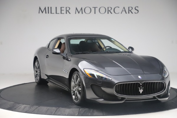 Used 2016 Maserati GranTurismo Sport for sale $64,900 at Rolls-Royce Motor Cars Greenwich in Greenwich CT 06830 11