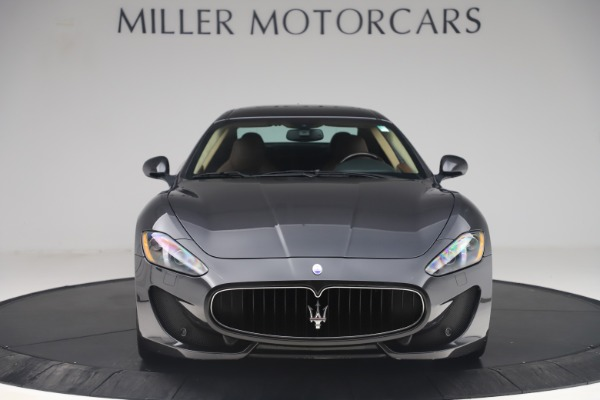 Used 2016 Maserati GranTurismo Sport for sale $64,900 at Rolls-Royce Motor Cars Greenwich in Greenwich CT 06830 12