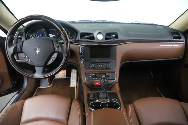 Used 2016 Maserati GranTurismo Sport for sale $64,900 at Rolls-Royce Motor Cars Greenwich in Greenwich CT 06830 16